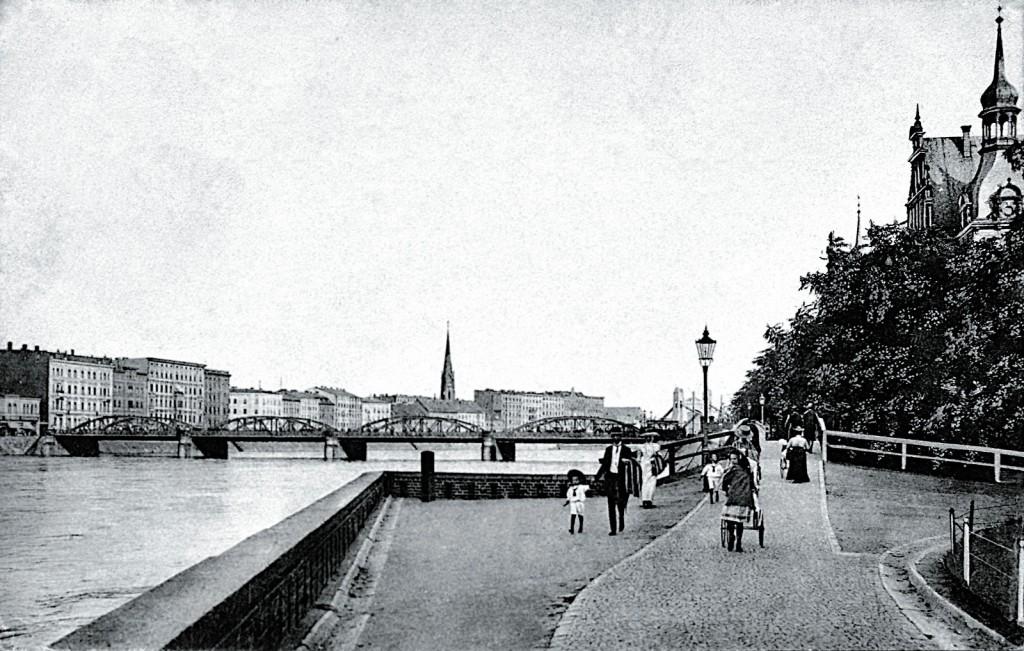 Boulevard of Xawery Dunikowski