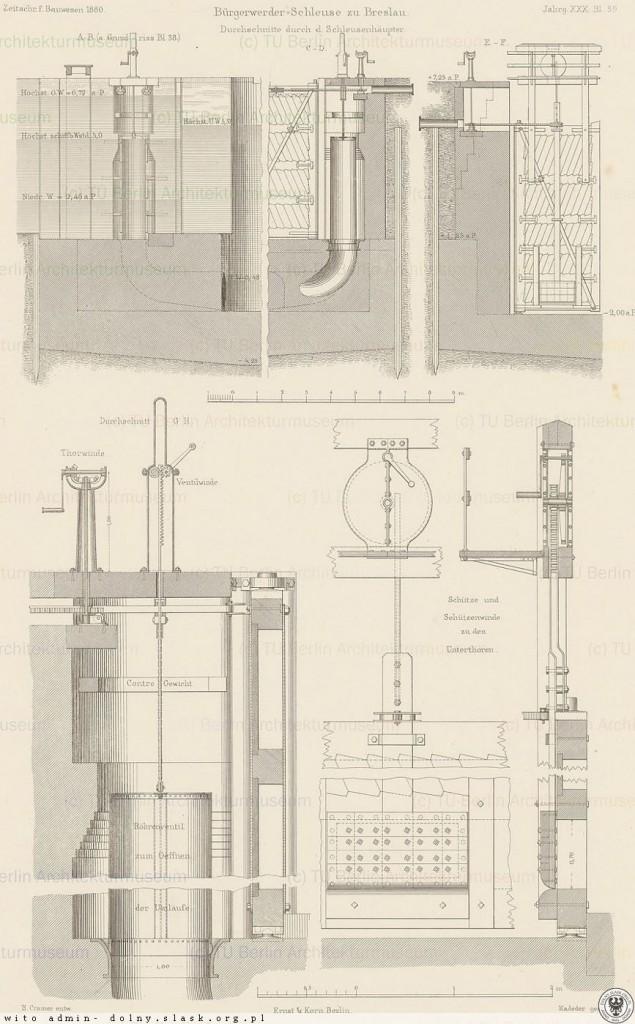 Burgher's Lock
