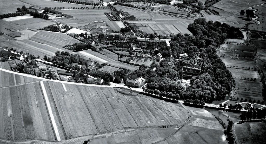 Budowa Śluzy Miejskiej ok. 1900 r.