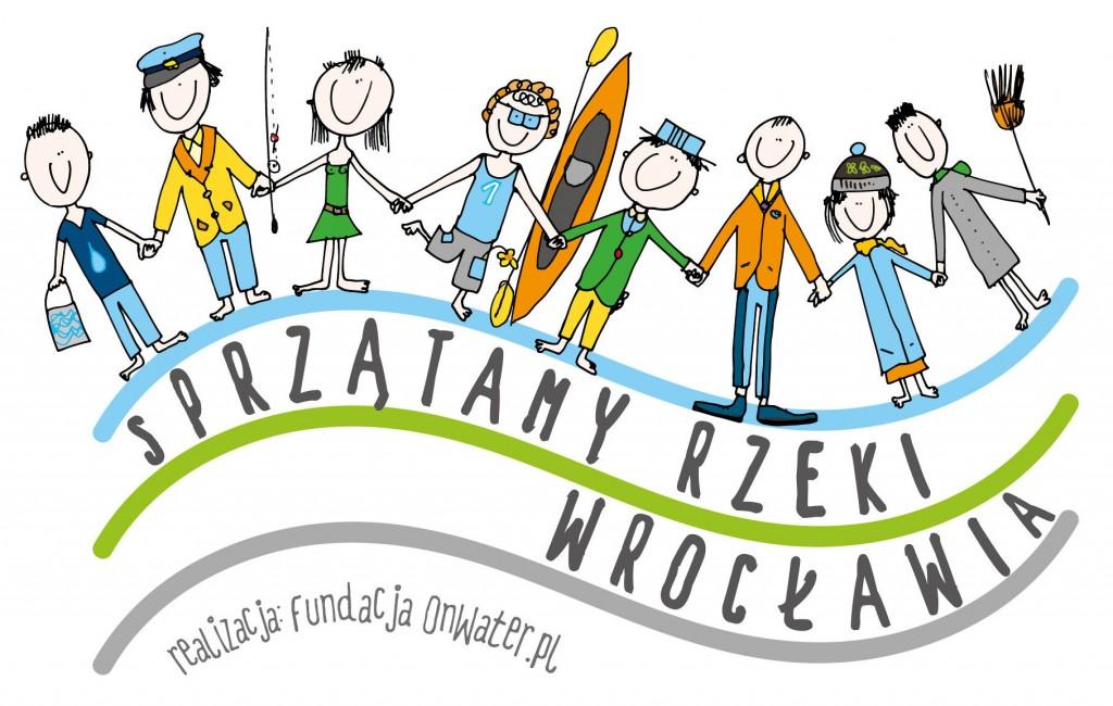 Sprzątamy Rzeki Wrocławia - Fundacja OnWater.pl