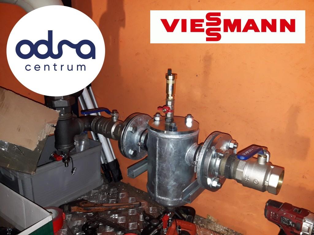 Ogrzewanie w Odra Centrum - Viessmann