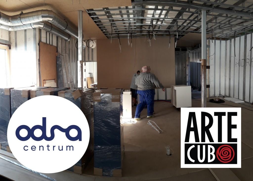 ArteCubo - Kuchnia w Odra Centrum