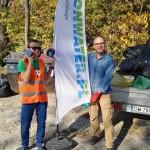 Sprzątamy Rzeki Wrocławia - Jesień 2018 - Fundacja OnWater.pl