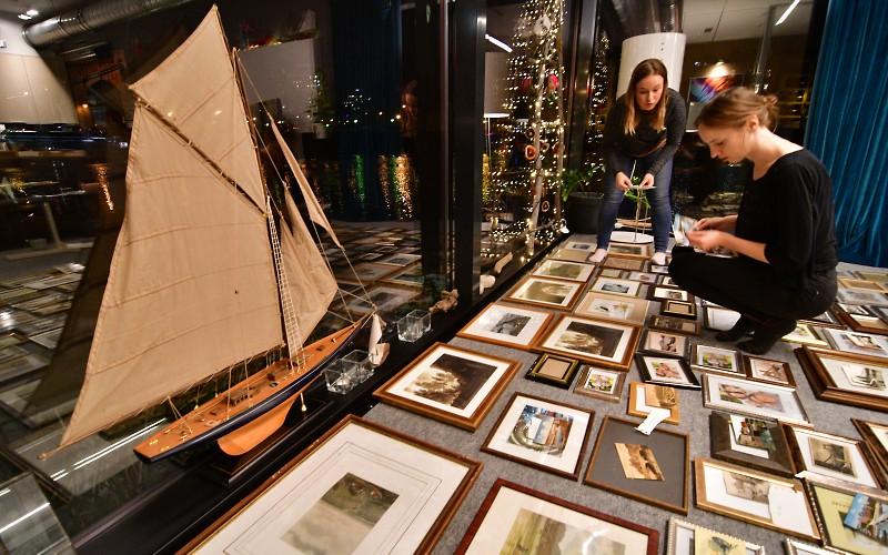 ODRATEKA - a great collection of memorabilia dedicated to the Oder