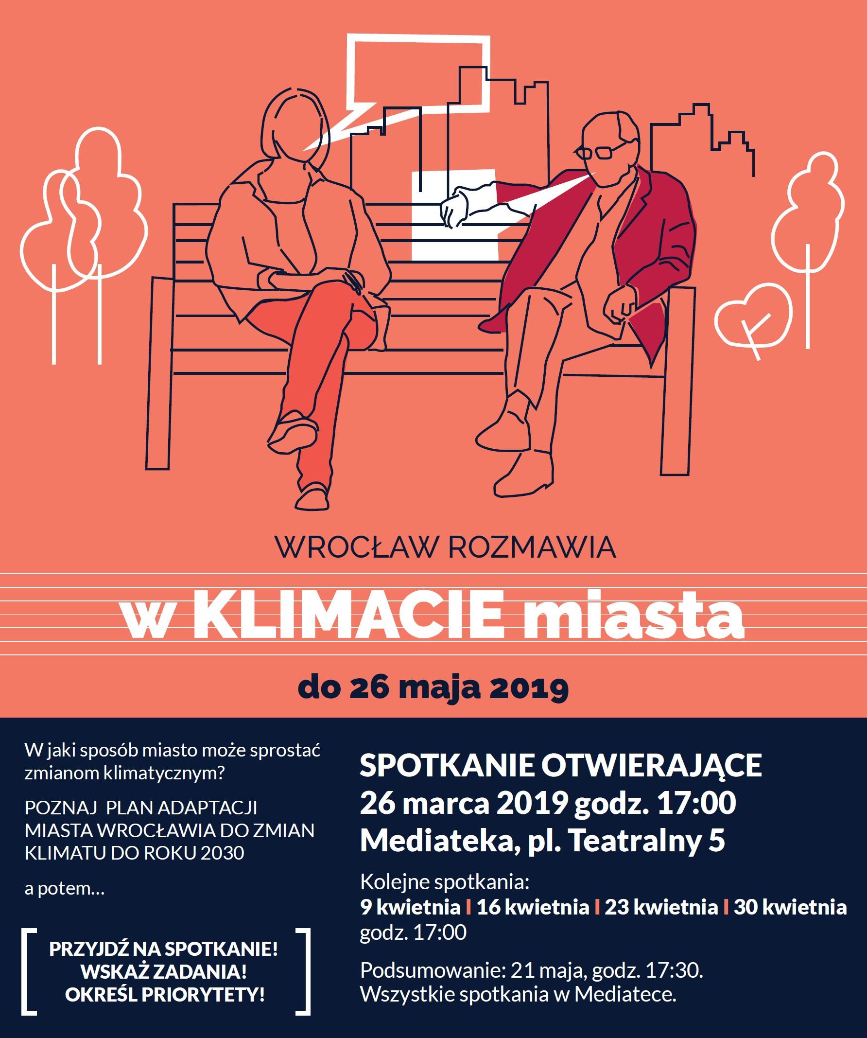 Plan adaptacji Miasta Wrocław do zmian klimatu do roku 2030