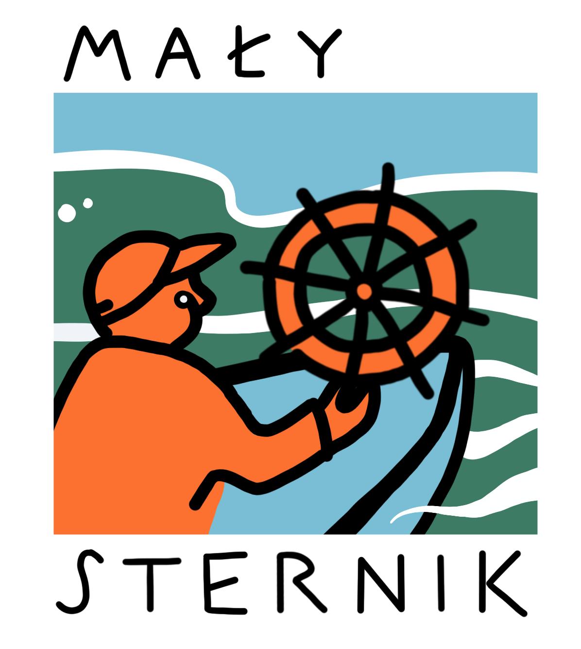Maly_Sternik_logo